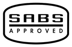 SABS Approved stamp of approval